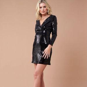 Lulus MINKPINK Set Me Free Mini Dress